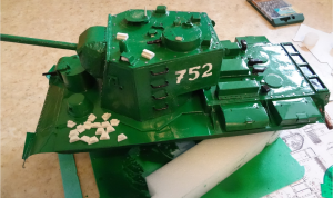модель КВ-5