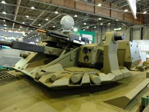 Боевой модуль Samson Mk II