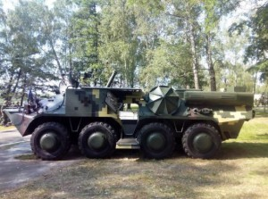 БТР-3М2 Украина