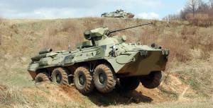 БТР-82АМ
