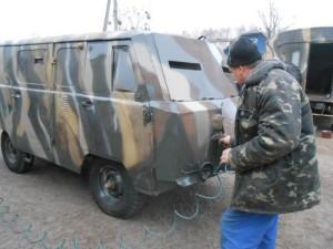 Бронетехника Украины 3