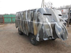 Бронетехника Украины 4