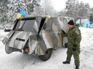 Бронетехника Украины 7