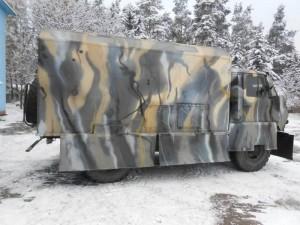 Бронетехника Украины 11