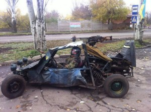 Бронетехника Украины 14