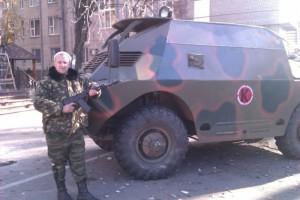 Бронетехника Украины 18