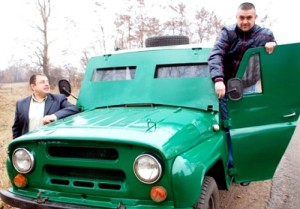 Бронетехника Украины 22