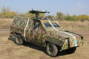 Бронетехника Украины 23