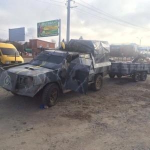 Бронетехника Украины 26