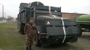 Бронетехника Украины 29