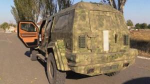Бронетехника Украины 33