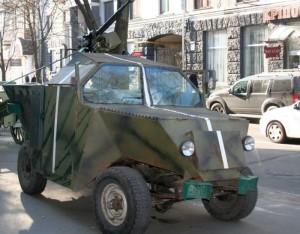Бронетехника Украины 34