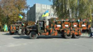 Бронетехника Украины 35