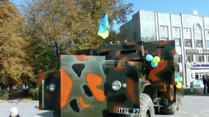 Бронетехника Украины 36