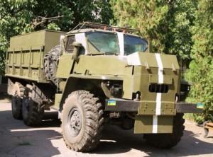 Бронетехника Украины 38