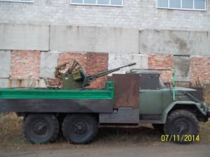 Бронетехника Украины 39