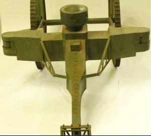 Модель танка лебеденко