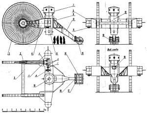 проекции танка лебеденко