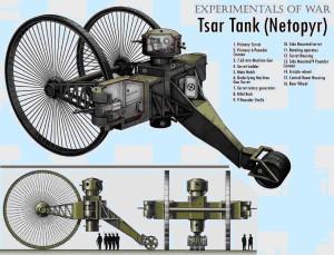 модель танка лебеденко в разрезе