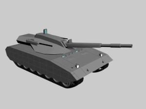 Возможный вариант Т-14