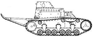 """Т-17 """"Лилипут"""""""