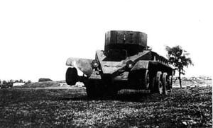 БТ-ИС испытания 1938