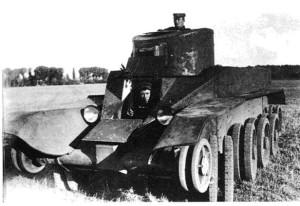 БТ-2ИС 1935 год