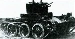 КТ-26 на испытаниях