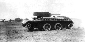 БТ-5ИС испытания