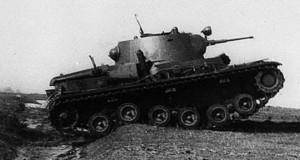 Т-111 на испытаниях