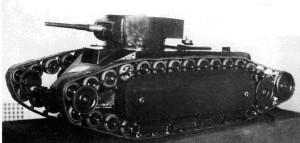 макет БТ-2ИС