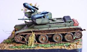 макет РБТ-5