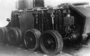 БТ-ИС 1937 год
