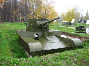 T-46-1 из музея