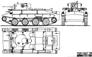 ПТ-1 проекции