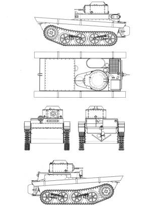 Схема Т-33