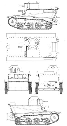 схема Т-41