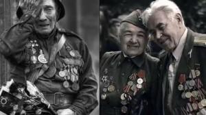 Ветераны великой Победы