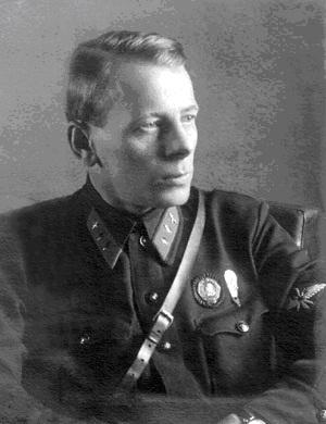 Комдив Гроховский