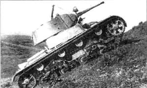 Т-126-1 на испытаниях 1940 1