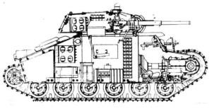 компоновка Т-126-2
