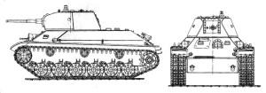 Основные прекции Т-126-СП-1  6