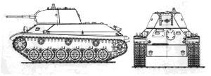 основные проекции Т-126-СП2