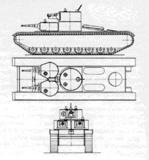танк завода 185
