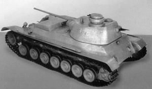 макет А-44 в масштабе 1:10