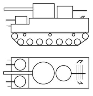 танк ТП-1