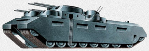 сверхтяжёлый танк Гротте