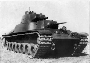Т-100 на полигоне