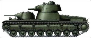 Т-100 вид на левый борт