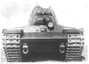 т-100 вид спереди